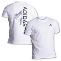 T-shirt polyester slimfit S/S Judo