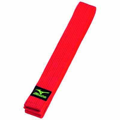 Red belt.